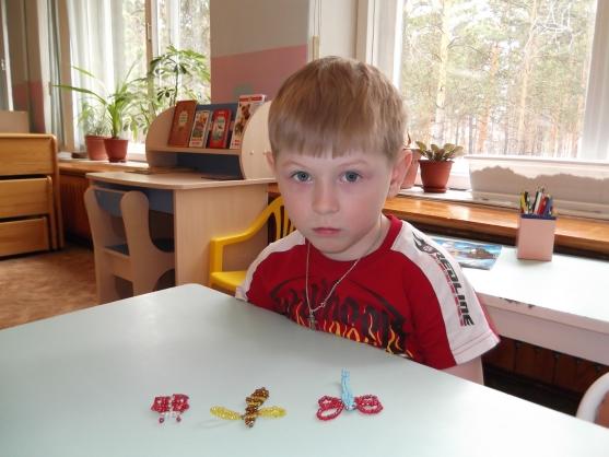 проект знакомства дошкольников с бисероплетением