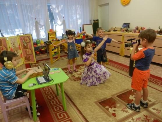 знакомство старших дошкольников с предметным миром