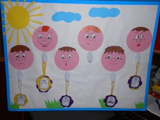 Экран настроение для детского сада своими руками