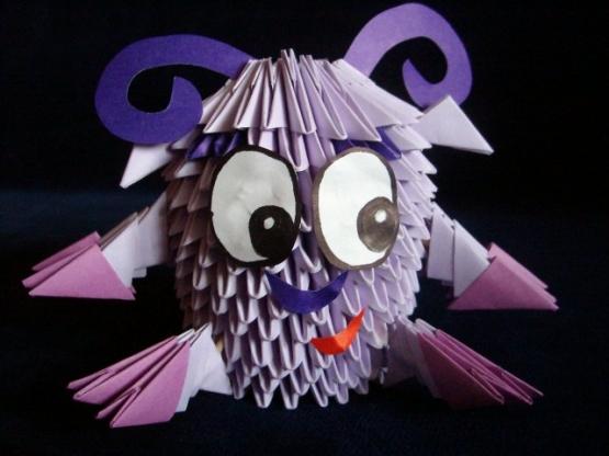 Другие видео по запросу модульное оригами ежик.