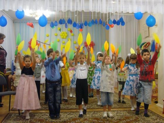 Конспект ООД для детей подготовительной группы на тему: Осень