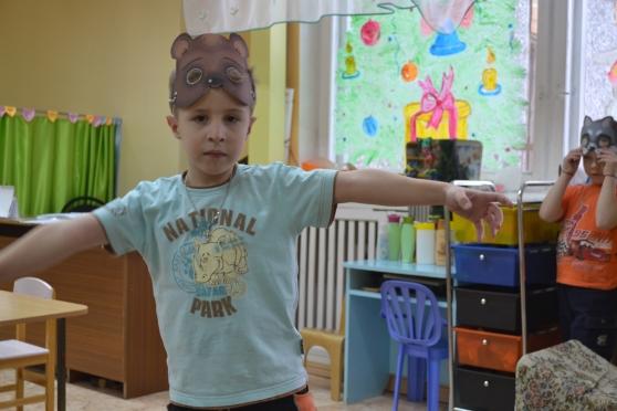 Проект для старшей группы «Театрализованные игры как средство развития личности ребёнка».