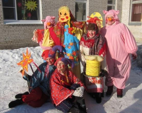 Праздник Масленица 2013 год (фоторепортаж)