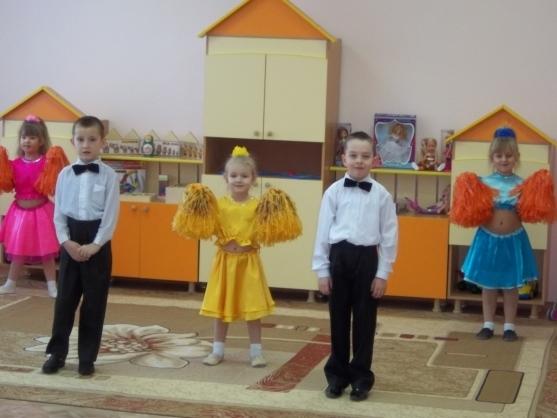«С Днем Рождения, Группа!» Торжественное открытие старшей группы детского сада