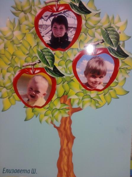 Как нарисовать семейное дерево своими руками фото 110
