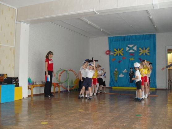 Сценарий спортивного праздника все за одного начальная школа
