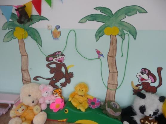 Тема джунгли детский праздник пилот пицца кривой рог детский праздник