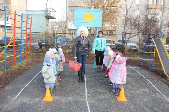 Спортивный праздник для детей 3–7 лет «День единства»