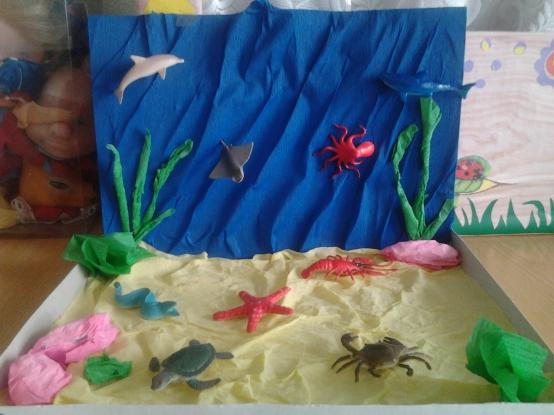 Природные зоны своими руками - Для воспитателей детских садов - Мааам.ру