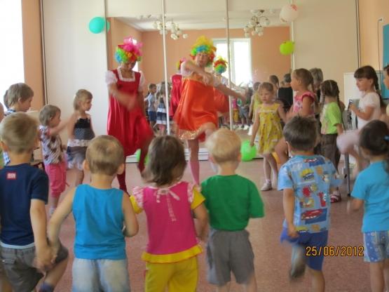 Конспект интегрированного занятия по хореографии с элементами физкультуры старший возраст