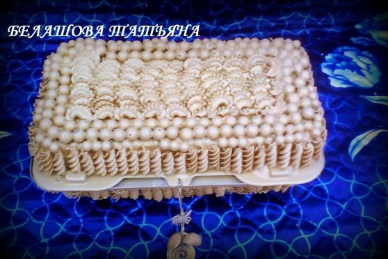 Шкатулка из макаронных изделий пошагово35