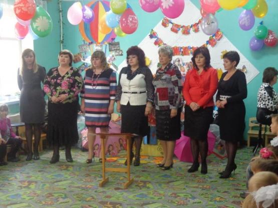«С Днём Рожденья, «Теремок!». Сценарий праздника, посвящённый юбилею детского сада.