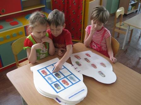 знакомство детей со временем в детском саду
