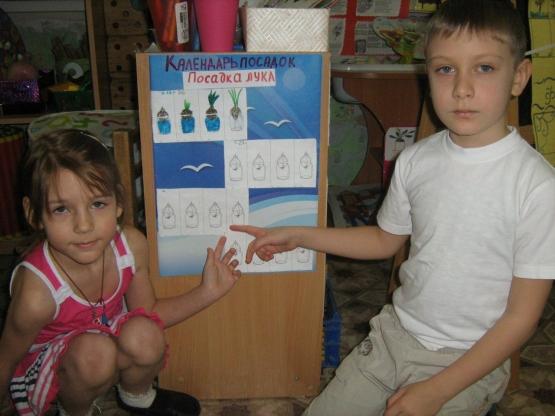 Дети знакомились со свойством