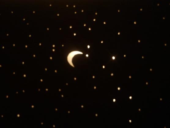 Макет звездное небо своими руками