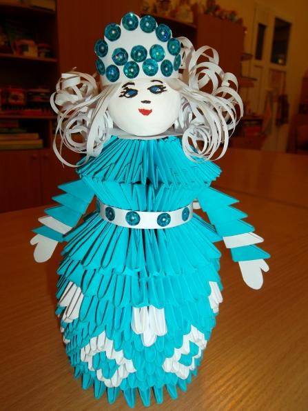 Кукла Зимушка-зима.