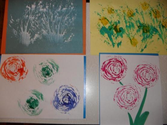 Нетрадиционные Техники Рисования Во 2 Младшей Группе