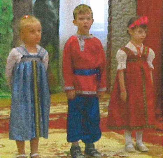 «Путешествие по сказкам А. С. Пушкина». Сценарий праздника для детей младшей и средней группы