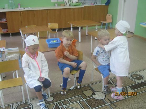 собрание давайте познакомимся в младшей группе