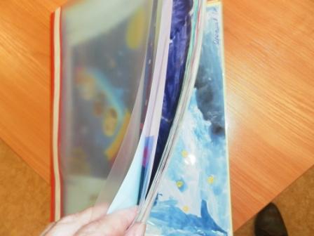 Оформление сборника детских сочинялок на тему «Космос»
