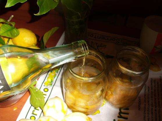 Напиток из лимона своими руками 25