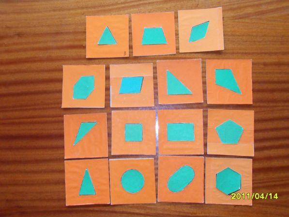 Дорисовать геометрическую фигуру до картинки
