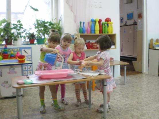 План-конспект непосредственно образовательной деятельности на тему: «Поможем кукле Маше не простыть!» (младший дошкольный возраст)