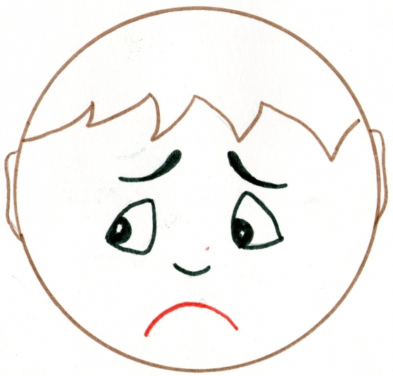 Картинка доброго лица злого веселого грустного
