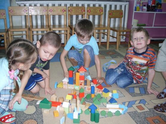 Конспект конструирования в младшей группе