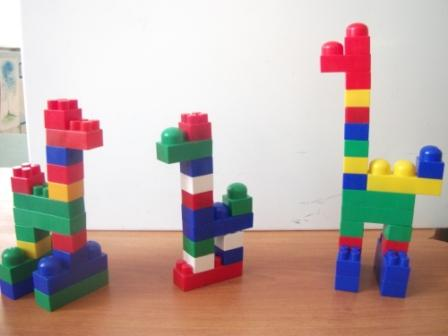 Lego конструирование