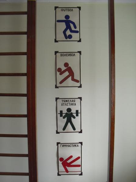 Оформление спортивного уголок в детском саду своими руками фото 982