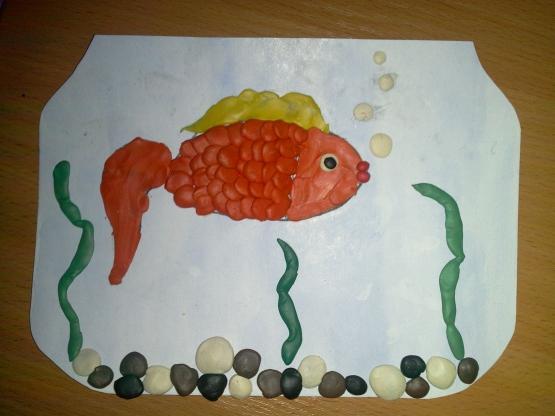картинка рыбка средняя группа петров это