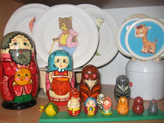 Настольный кукольный театр в детском саду своими руками фото 627