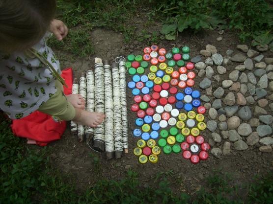 Как украсить площадку в детском саду своими руками фото летом