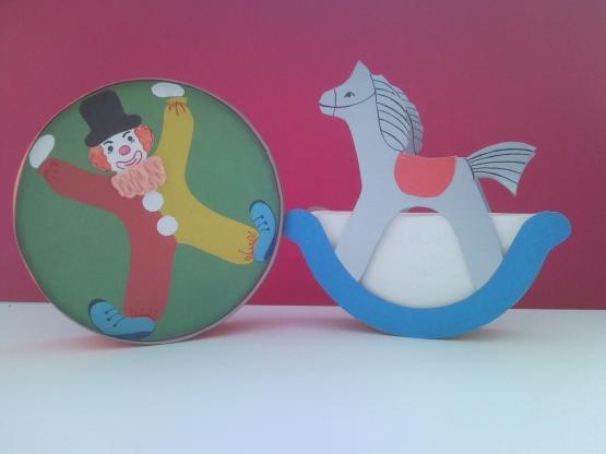 Поделка цирк для малышей 50