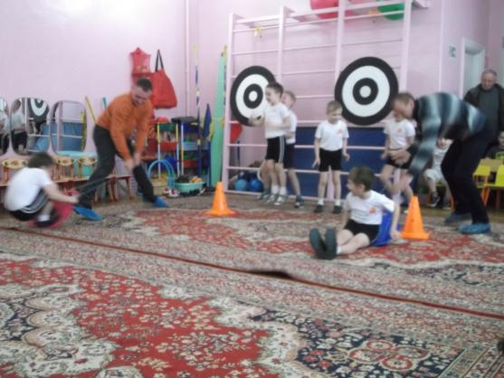 Спортивный праздник в подготовительной к школе группе «Мы Олимпийцы», посвящённый открытию XXII Олимпийских игр в городе Сочи