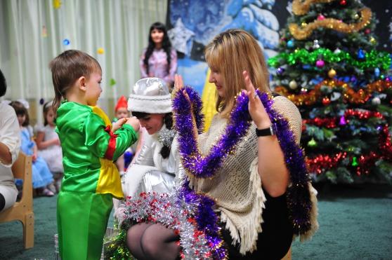 Детские песни к новому году дед мороз