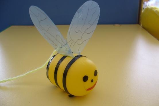 Как сделать пчёлок своими руками