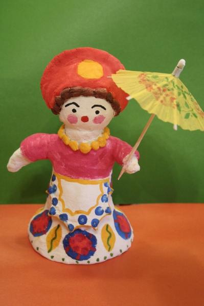 как знакомить дошкольников с белорусской игрушкой