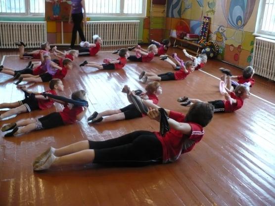 конспект комплексного физкультурного занятия в детском саду