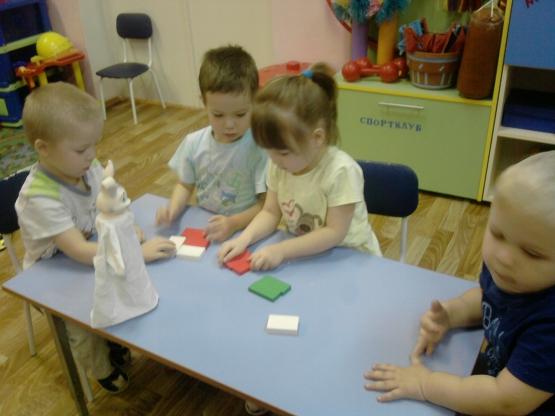 конспекты занятий конструирование во второй младшей группе детского сада