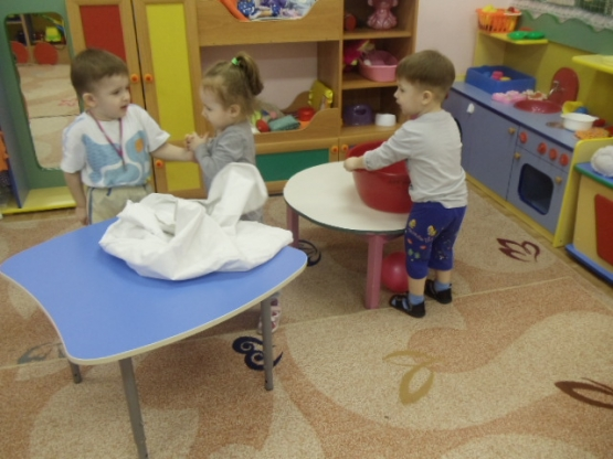 Методы трудово воспитание во 2 младшей группе