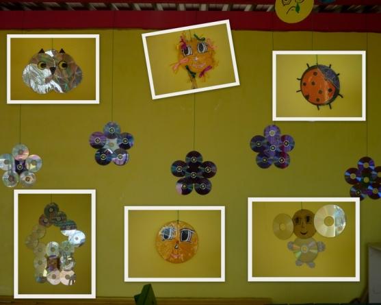 Поделки для веранды в детском саду своими руками 33
