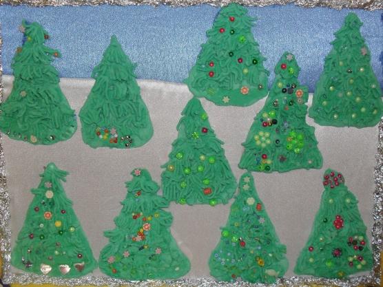 Выставки поделок к новому году в детском саду
