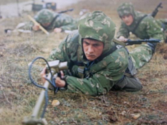 знакомство дошкольников с профессиями военных