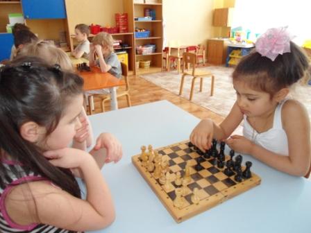 знакомство с шахматами в игровой форме