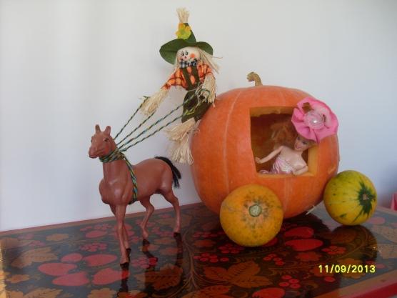 Золотая осень. Выставка / осенние поделки / наши выставки
