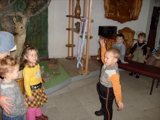 знакомство ребенка с музыкальными произведениями