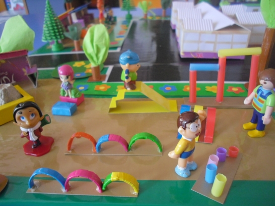 Поделки на тему мой любимый детский сад своими руками фото