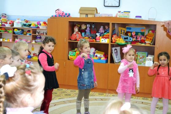 знакомство дошкольников с разными видами народного